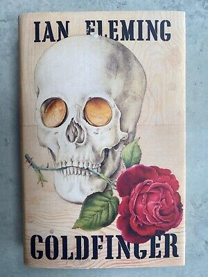 $71.35 • Buy EXCELLENT Goldfinger FIRST EDITION 1st 1959 With DJ Ian Fleming James Bond 007