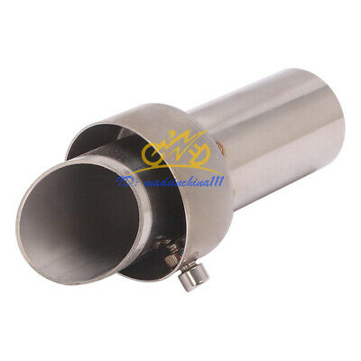 AU14.04 • Buy Motorcycle Exhaust Muffler Pipe Removable DB Killer Insert Baffle Silencer Can