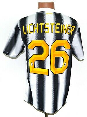 £149.99 • Buy Juventus Italy 2011/2012 Home Football Shirt Jersey Lichtsteiner #26 Nike Size M