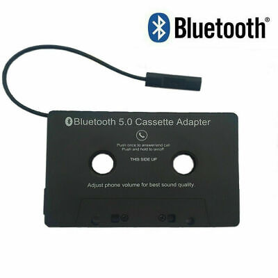 £12.66 • Buy Bluetooth  Car Cassette Tape Adapter For I Phone Mp3 Ipod Android Cassete