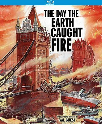 £34.96 • Buy The Day The Earth Caught Fire (Special Edition) [Blu-ray]