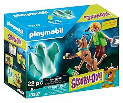 £10.99 • Buy Playmobil 70287 SCOOBY-DOO!© Scooby And Shaggy With Ghost, For Children Ages 5+
