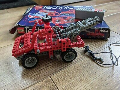 £25 • Buy Lego Technic 8064 With Box And Motor