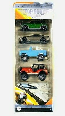 £10 • Buy Matchbox 2020. 5 Pack.Top Gun (Maverick) New Collectable Toy Model Cars.