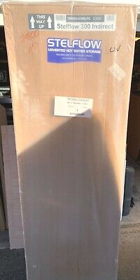 £550 • Buy Stelflow Indirect Unvented Cylinder 300L TRSMVI-0300LFC