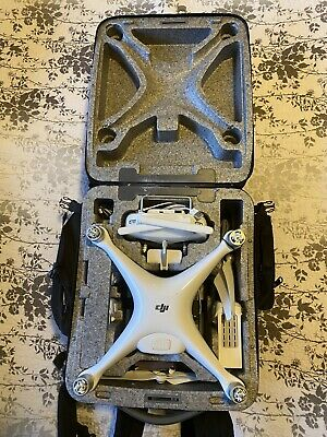 AU1500 • Buy DJI Phantom 4 With Case ,  Gannet Xsport ( New), Batteries And Extras