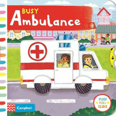 £6.31 • Buy Busy Ambulance (Busy Books) [Board Book] By Campbell Books