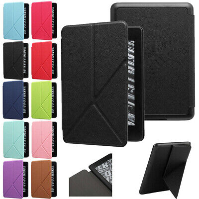 AU15.99 • Buy For Amazon Kindle Paperwhite 1/2/3/4 10th/7/6/5th Gen Leather Smart Case Cover