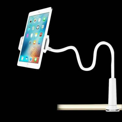 £5.99 • Buy 360 Gooseneck Table Holder Bed Stand Clamp Mount For IPad Tablet Flexible Arms