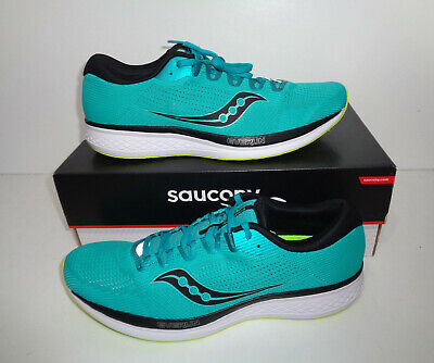 £49.98 • Buy Saucony New Mens Jazz 21 Running Teal Trainers Shoes RRP £100 UK Size 14