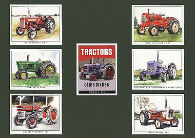 Modern Collector Card Set - Cars, Vans, Military, Cats, Dogs, Tractors, Tanks GE • 5.25£