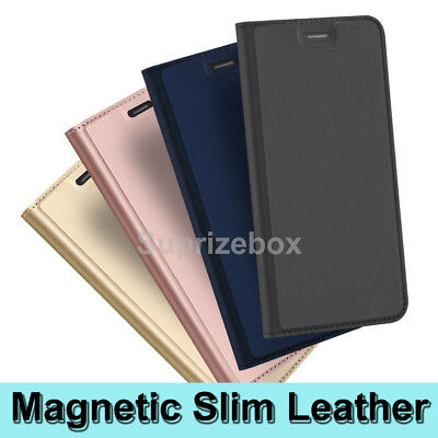 £3.99 • Buy Case For Huawei P20 Pro Lite Luxury Slim Magnetic Shockproof Leather Stand Case