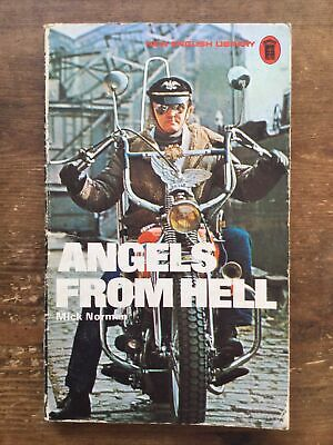 £12.50 • Buy Angels From Hell Mick Norman Hells Angels Outlaw Bikers 1%er First Edition