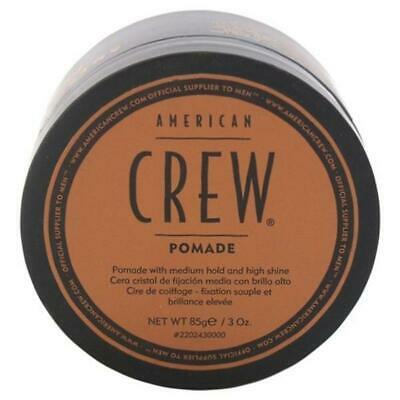 £11.19 • Buy AMERICAN CREW POMADE 85g + FREE TRACK DELIVERY