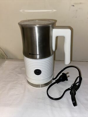 $31 • Buy Huogary Milk Frother Electric, Stainless Steel Milk Steamer And Frother