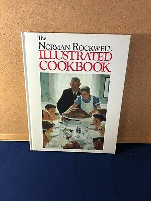 $ CDN6.59 • Buy The Norman Rockwell Illustrated Cookbook