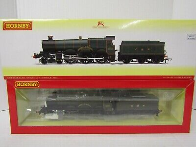 £124.99 • Buy Hornby R3455 GWR Star Class  KNIGHT OF St PATRICK  No. 4013 DCC Ready NEW