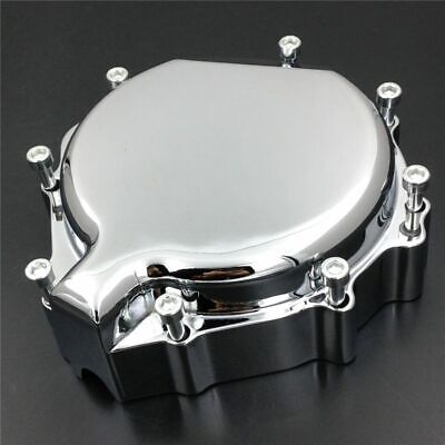 $47.33 • Buy Chrome Engine Stator Cover For Suzuki 01-03 GSXR 600/00-03 GSXR 750/01-02 GSXR 1