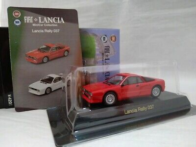 £19.82 • Buy KYOSHO 1/64 Lancia Rally 037 Red Diecast Model Car F/Shipping  F/Japan