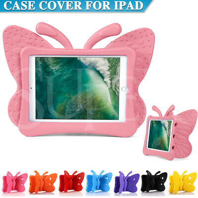 AU22.85 • Buy Kids Shockproof Heavy Duty 3D Butterfly Stand Case Cover For IPad Air 3 Pro 10.5