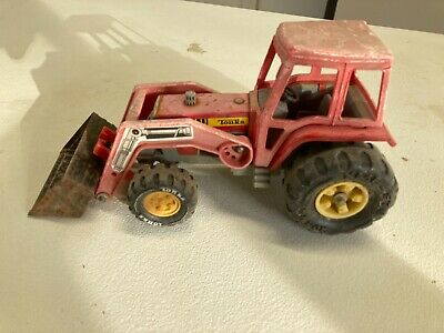 AU35 • Buy Antique Vintage Toy. Tonka Truck Tractor With Front End Loader
