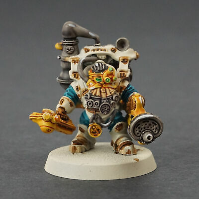 AU32.76 • Buy Kharadron Overlords Aether-Khemist - Age Of Sigmar Pre-owned THG