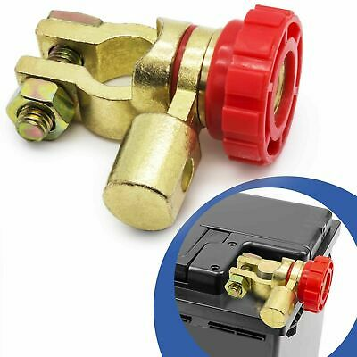 £6.49 • Buy Durable Car Battery Link Terminal Cut-off Switch Master Disconnect Isolator
