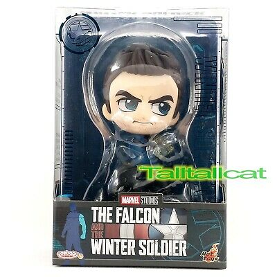 $ CDN33.96 • Buy Marvel Hot Toys THE FALCON & THE WINTER SOLDIER COSB829 (WINTER SOLDIER) Cosbaby