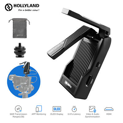 £149 • Buy [OFFICIAL] HOLLYLAND Mars X Wireless Image Video Transmitter 300ft For Camera