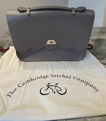 £55 • Buy NEW CAMBRIDGE SATCHEL Co. CROSSBODY CLOUD BAG, TAUPE WORTH £100+ PERFECT COND!