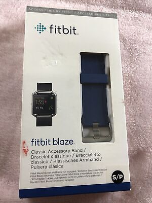 $ CDN15.71 • Buy FitBit Blaze Small  Band Blue (NEW)