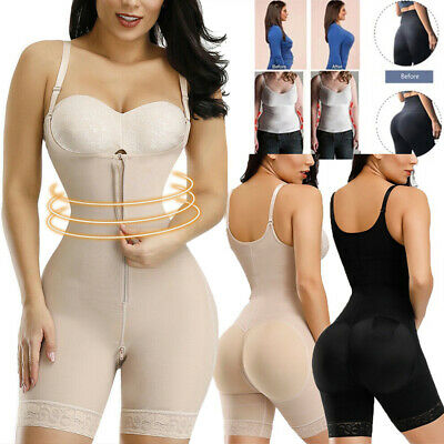 £17.40 • Buy Fajas Colombianas Reductoras Compression Post Surgery Garment Full Body Shaper