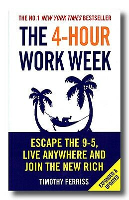 AU14.90 • Buy Timothy Ferriss THE 4 HOUR WORK WEEK ( Expanded & Revised Edition )