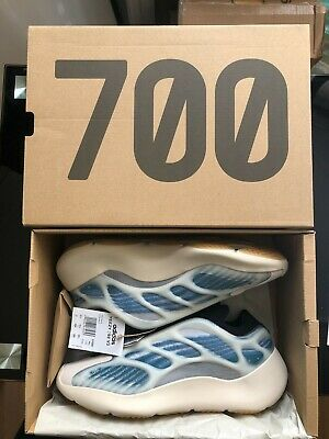 $ CDN353.34 • Buy 🔥Adidas Yeezy 700 V3 Kyanite Size UK 10.5 US 11 Brand New FREE FAST DELIVERY 🔥