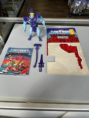 $195 • Buy MOTU, Skeletor, Half Boot, Masters Of The Universe, Complete, Vintage 8 Back