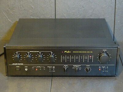 £851.33 • Buy Accuphase E-206 Amplifier Serviced Black