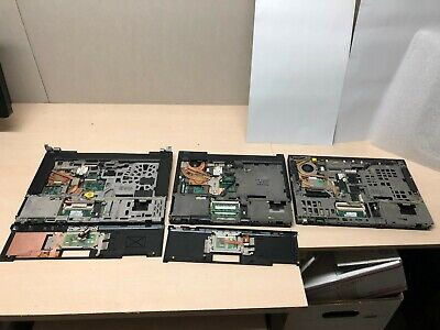 $ CDN49.97 • Buy Lot Of (3) Lenovo Thinkpad Laptops  For Parts Only  - Unknown Model Number