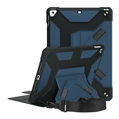 AU49.99 • Buy Heavy Duty Shockproof PU Leather Trifold Case Cover For IPad 10.2/iPad Pro 10.5