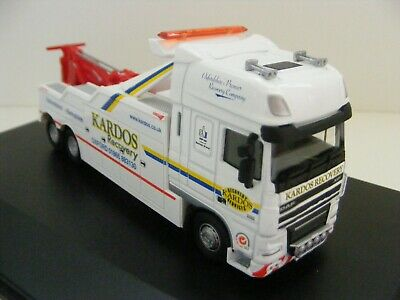 £31 • Buy OXFORD DIECAST 1/76th SCALE DAF RECOVERY TRUCK KARDOS