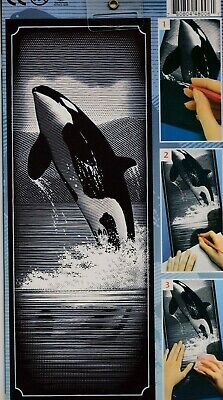 £7.49 • Buy Reeves Tall & Narrow Silver Foil Scraperfoil Engraving Art - ORCA - PPST6