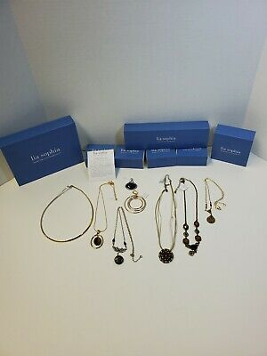 $ CDN93.74 • Buy Lia Sophia Necklace And Pendant Lot New With And Without Tags