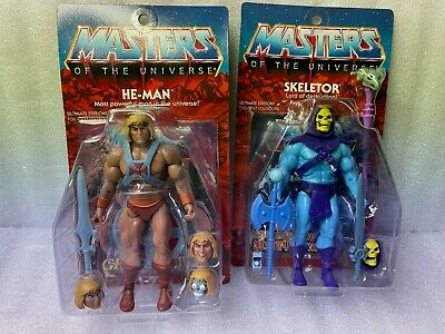 $299.93 • Buy  Masters Of The Universe Ultimate He-man Skeletor DAMAGED PACKAGE HE-MAN