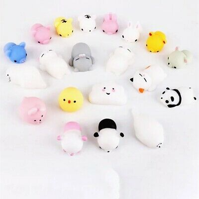 AU2 • Buy Mochi Squishy Soft Kawaii Toy, Stress Relief, Fidget Toys, Autism