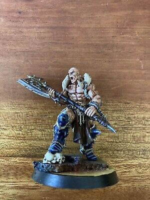 AU64.95 • Buy Warhammer Age Sigmmar Chaos Blades Of Khorne Army Well Painted Slaughterpriest !