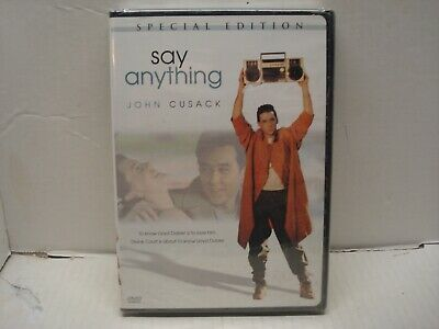 AU9.06 • Buy Say Anything (John Cusack) (DVD, 2001, Special Edition) NEW