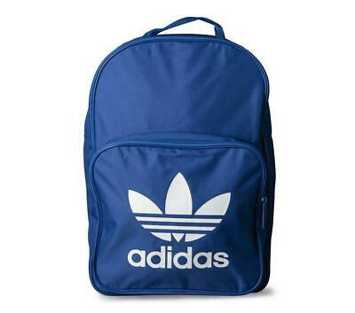 AU35.99 • Buy Adidas Classic Backpack - Blue [BRAND NEW]
