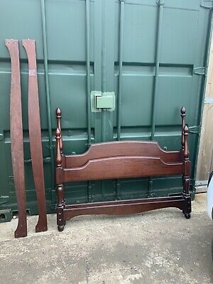£40 • Buy Stag Minstrel Four Poster Double Bed