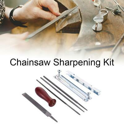 £12.89 • Buy CHAINSAW FILING / CHAIN SHARPENING KIT With POUCH For Husqvarna Chainsaws