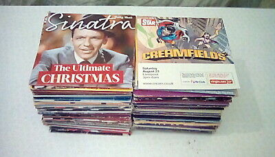 £7.50 • Buy Daily Mail Daily Express Sunday Express Daily Telegraph Cds X 100 ( Lot 3  )
