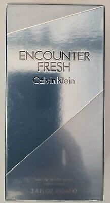 £51.49 • Buy Calvin Klein, Encounter Fresh, 100 Ml Eau De Toilette Spray, - Rarität -